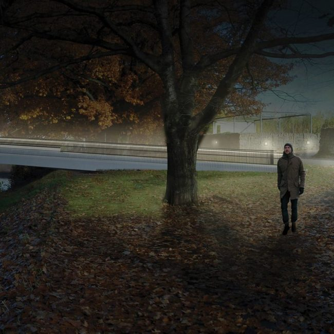 pesia-a-cyklisticka-lavka-hradec-kralove-ilustracny