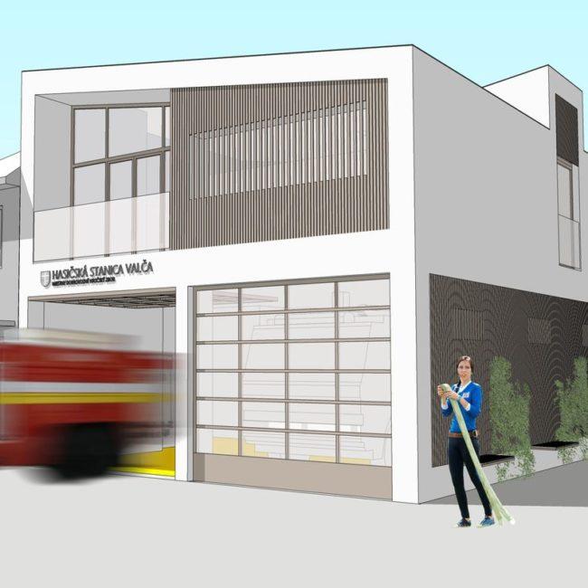 pristavba-dobrovolnej-hasičskej-stanice-ilustracny